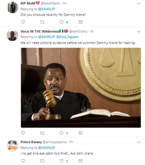 Samklef in shock after waking up to a debit alert of $1,000 from his bank