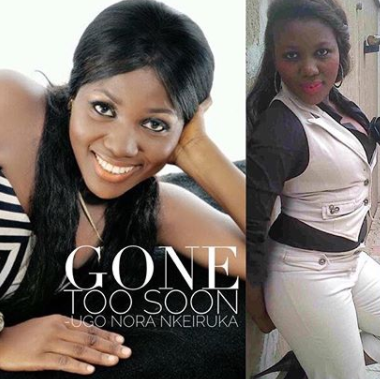 Nollywood actress Nora Nkiruka Ugo has died