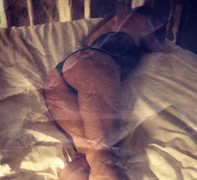 Heidi Klum, 44, strips to her thong in cheeky snaps from bed after the Grammy Awards