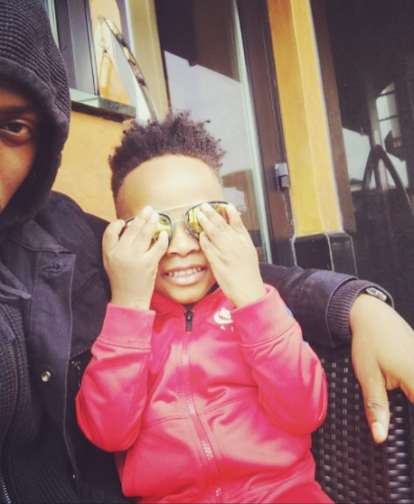 Olamide celebrates his son on his birthday