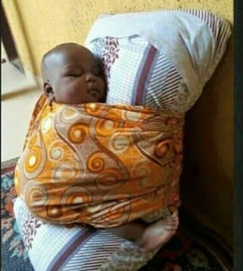 Lol! This is what you do when you have a child who won