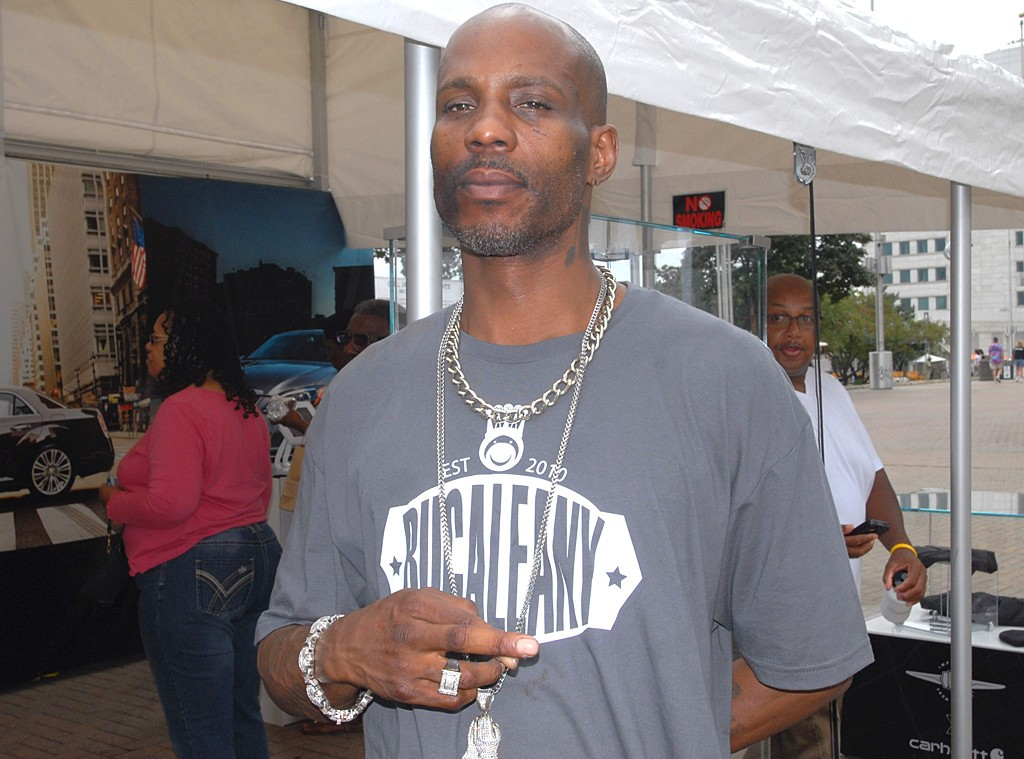 DMX will be sent back to jail for failing drug tests