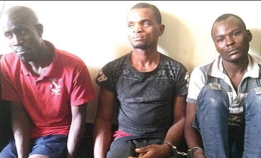 Police arrest 27-year old robber who specialize in stealing from expatriate worshipers at the National Mosque