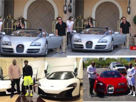 Nigerian Auto Dealer, Obi Okeke buys Arnold Schwarzenegger?s Bugatti for $2.5m
