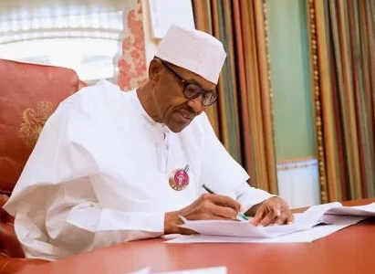 President Buhari writes Senate on the steps his government is taking to stop herdsmen /farmers crisis in Benue