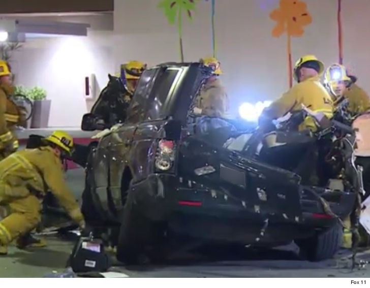 Celebrity couple Rasual Butler and wife Leah Labelle killed in car crash (Photos/Video)