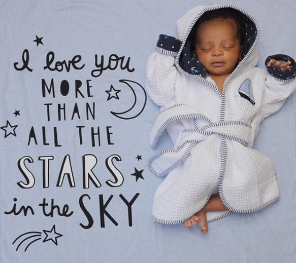 Ex-MBGN Tourism, Powede Lawrence, shares adorable photos of her son