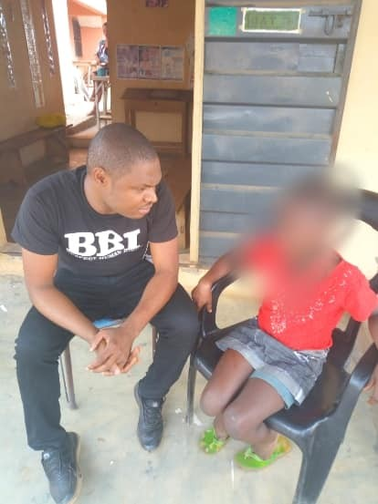 Pharmacist accused of sexually assaulting 8 year old girl who came to him for injection/treatment in Anambra(photos)
