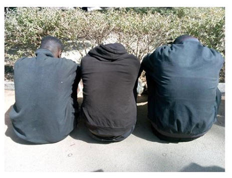 3 men arrested for?gang-raping a 14-yr-old girl in Plateau State