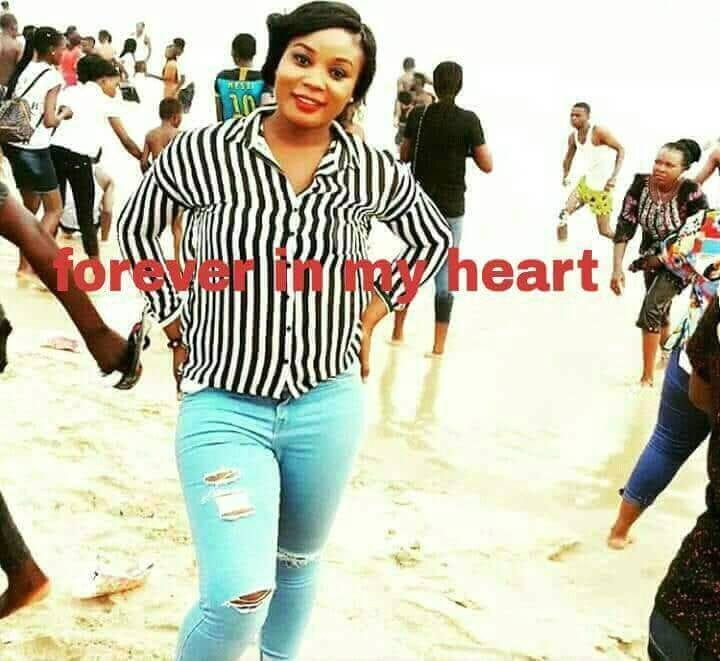 Photos: Stray bullet kills LASPOTECH graduate barely a year after her wedding