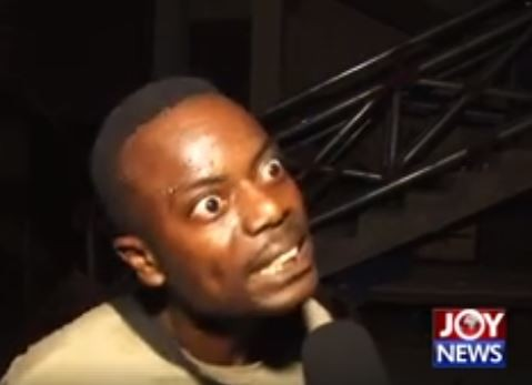 This is the most hilarious eyewitness account you'd see on the Internet (Must Watch)