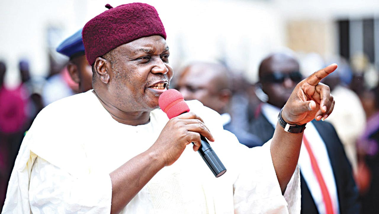 Taraba state governor cries out after receiving letter informing him of a planned attack on the state in 10 days