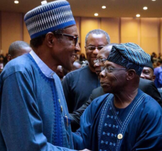 ''My letter to president Buhari wasn't borne out of 'bad belle''' ex-President Olusegun Obasanjo says