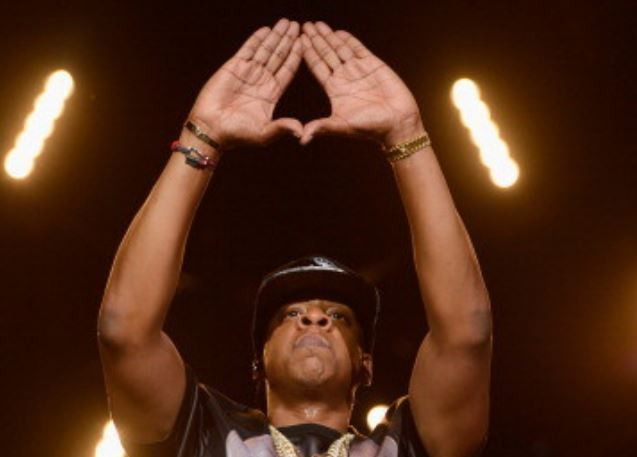 Jay-Z files docs to officially trademark the Iconic Roc-A-Fella Diamond hand Symbol