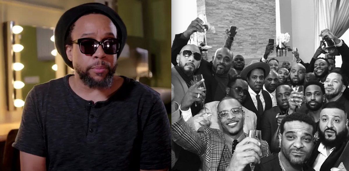 Wow! Speech from music group Arrested Development tears down the powerful black men that attended Jay Z