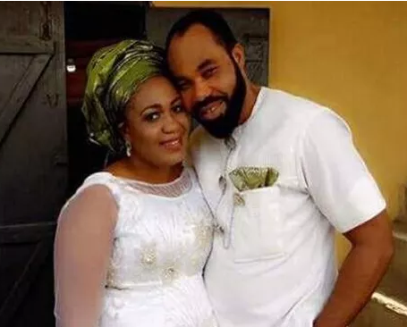 Nollywood actor, Moses Armstrong's wife dies in a fatal auto crash