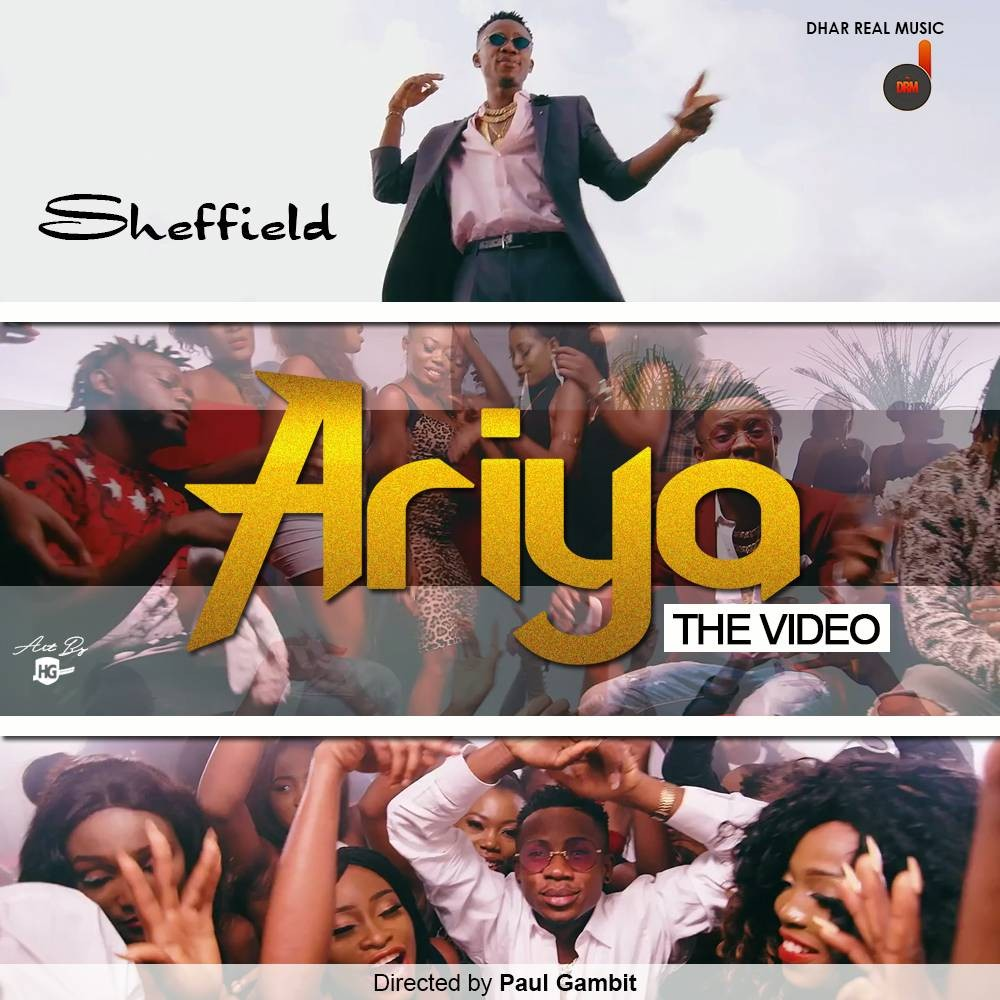 Video: Sheffield – Ariya (Directed by Paul Gambit)