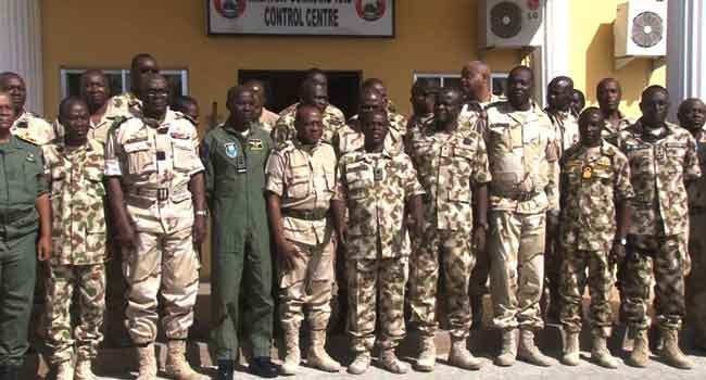 ''Boko Haram has been completely defeated'' Nigerian Army says