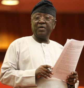 ''The Senate is not meant for young people'' ex-plateau state governor, Jonah Jang, says
