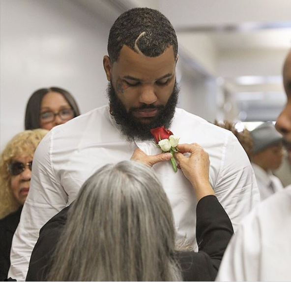 """I woke up this morning without a father"" Rapper The Game mourns his father"