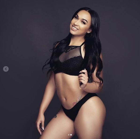 Wow! Meet the gorgeous college Basketball star who