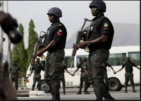 One police officer killed, another missing after an attack by armed militia in Benue state