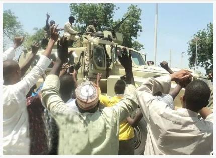 Wife of Boko Haram?s chief doctor,?Rabi Abu-Yasir?surrenders to Nigerian troops
