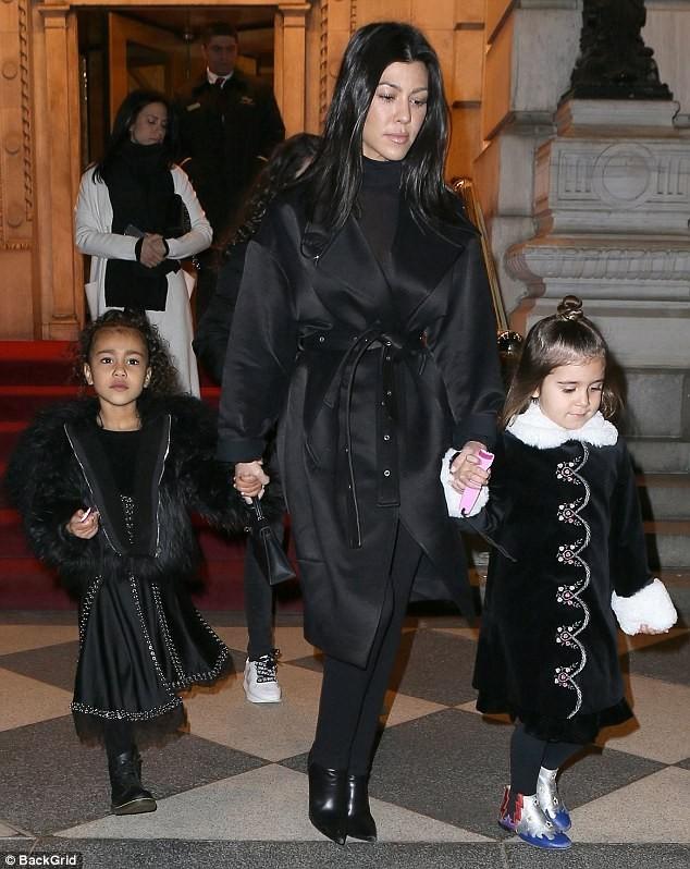 More stylish photos from Kourtney Kardashian