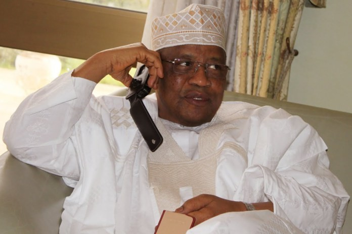 IBB says the statement issued by his media aide saying Buhari should be voted out was authorized by him