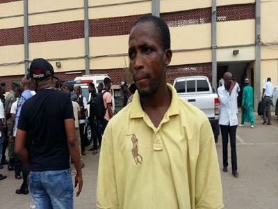 Seven year old boy tells Lagos police