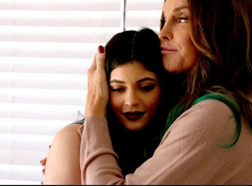 Latest granny! Caitlyn Jenner celebrates the arrival of ?Kylie Jenner