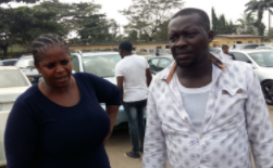 Police arrest couple who run a baby factory in Lagos