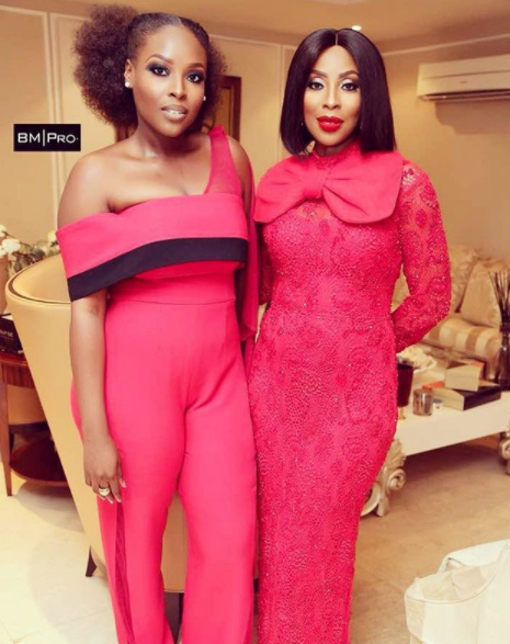 Mo Abudu and her daughter, Temi, stunning in new photos