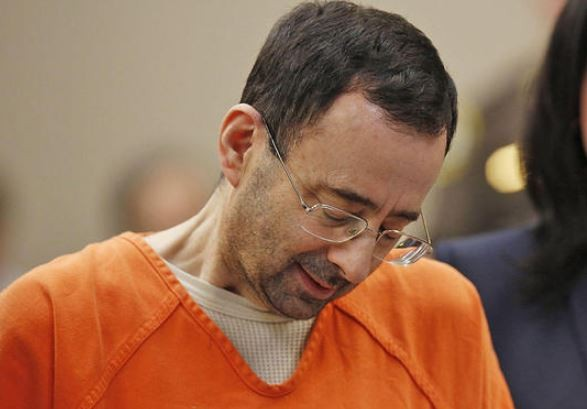Update: Larry Nassar sentences to an additional 40-125 years, on top of his 175 year prison sentence