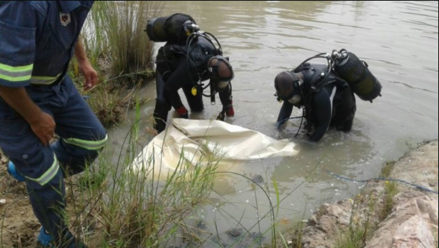Pastor drowns while trying to baptize members (photos)