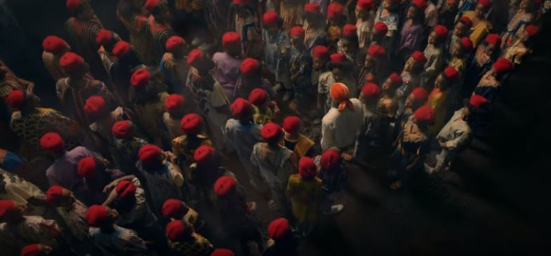 Igbo to the World: Kendrick Lamar pays homage to Igbo Culture, uses Chieftancy caps in new music video