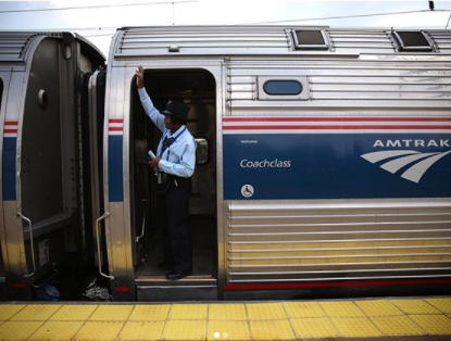 Amtrak train breaks apart while traveling at 125 MPH from DC to NYC