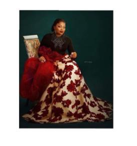Funke Akindele celebrates herself on Instagram