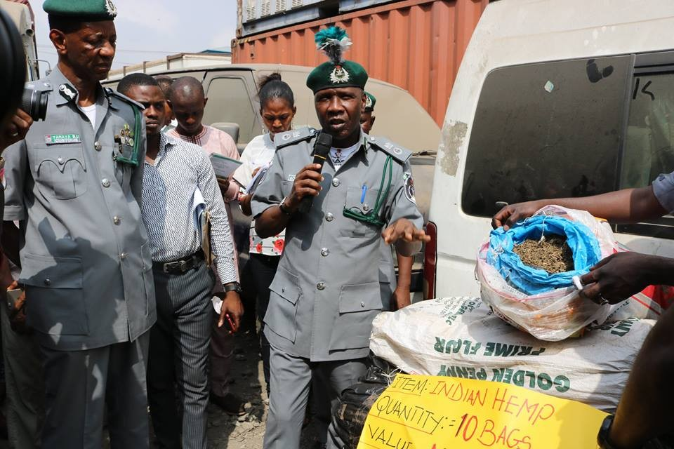 Photos: Customs presents Rolls Royce, Porche Panamera, Jaguar, Bentley, other luxury cars seized from billionaires