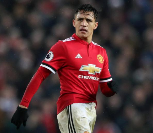 Manchester United striker, Alexis Sanchez sentenced to 16 months in prison but he'll avoid jail