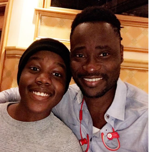 """To my son, happy birthday"" Bisi Alimi celebrates son"