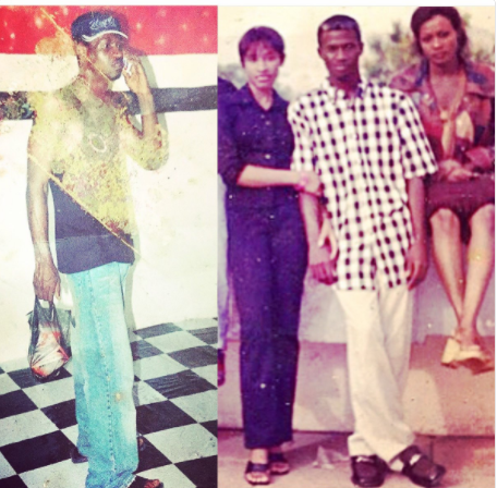 Paul Okoye Shares Throwback Photos Of When He Was 'Broke'.