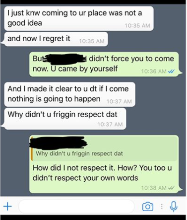 Did he rape her? Man narrates his experience with a lady who accused him of rape