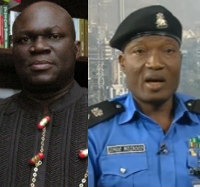 ''Jimoh Moshood, the current Police Public Relations officer in Abuja is probably the most unprofessional occupier of that office since 1999'' Reuben Abati