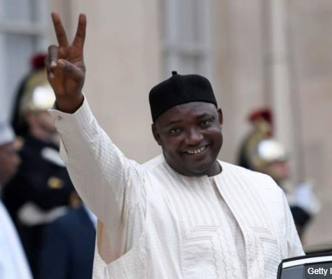 Gambia?rejoins the Commonwealth of Nations 5-years after it withdrew