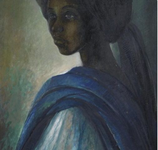 "Iconic Nigerian painting ""Tutu"" to be sold for N100 million In the UK"