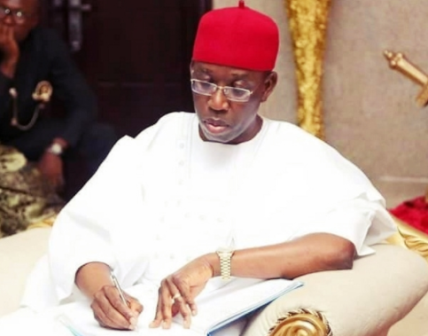Governor Okowa of Delta State sacks two commissioners