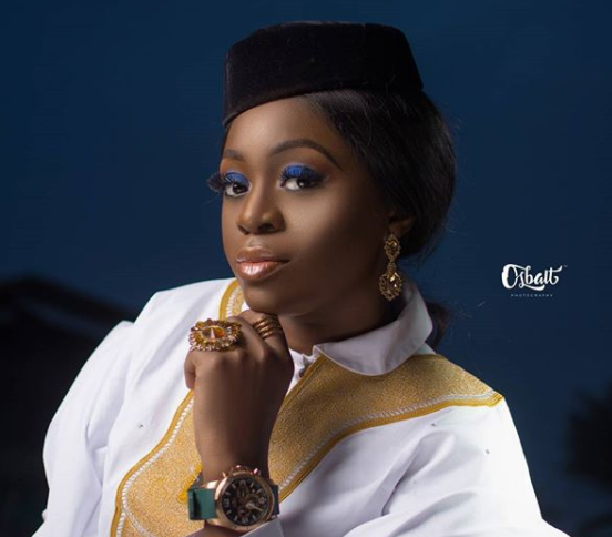 'I can marry a poor man if he's very rich in every other thing' - Singer, Tobi Grey