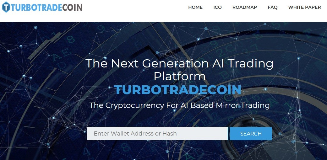 The Most Exiting ICO Ever ? Turbotradecoin.com