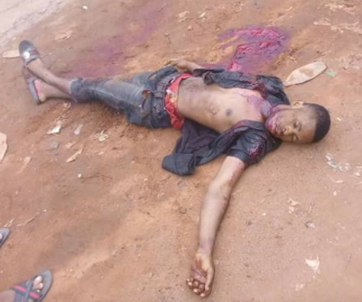 Police allegedly shoots conductor dead in Imo state over N100